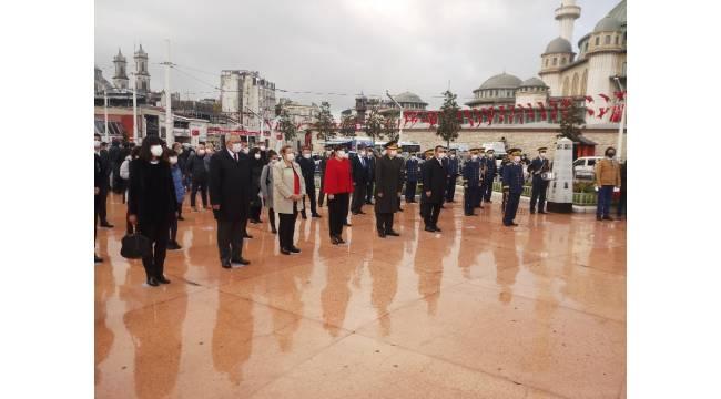 KKTC'nin 37'nci kuruluş yıl dönümünde Taksim'de tören düzenlendi