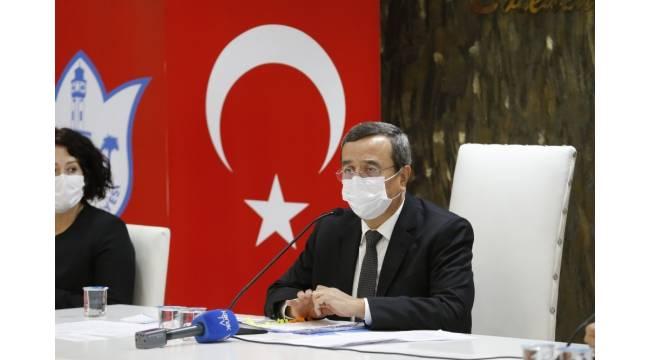Konak Belediyesi'nden korona virüsü kararları: Tüm aktiviteler durduruldu