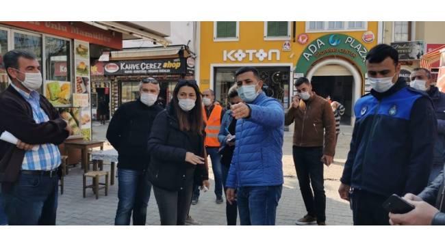Kuşadası Belediyesi'nde 28 çalışanın korona virüs testi pozitif çıktı