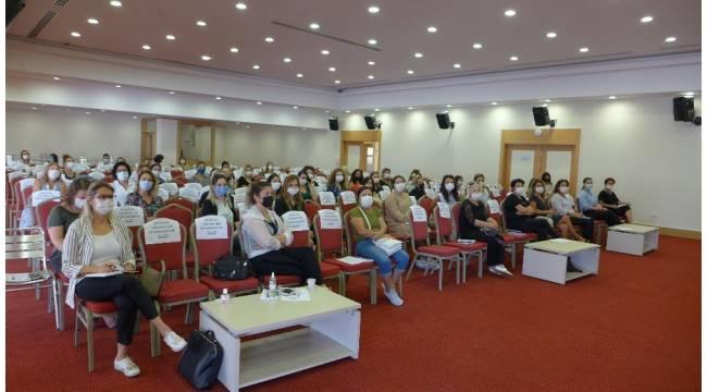 Kuşadası'nda düzenlenen Kadın Girişimci Yönetici Okulu tamamlandı
