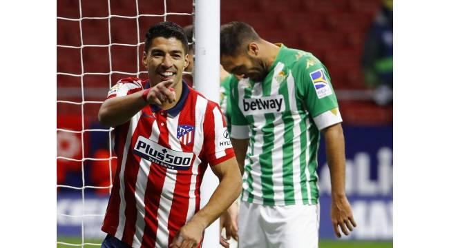 Luis Suarez'in korona virüs testi pozitif