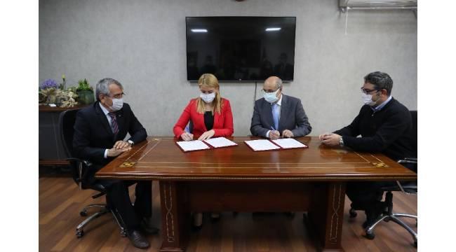 Merkezefendi Belediyesi ile Makine Mühendisleri Odası arasında protokol imzalandı
