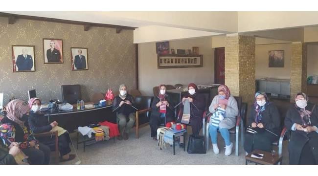 MHP Bünyan kadın kollarından anlamla etkinlik