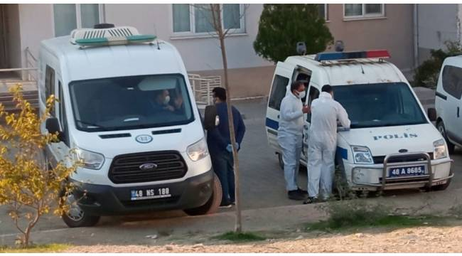 Milas'ta yaşlı adam evinde ölü bulundu