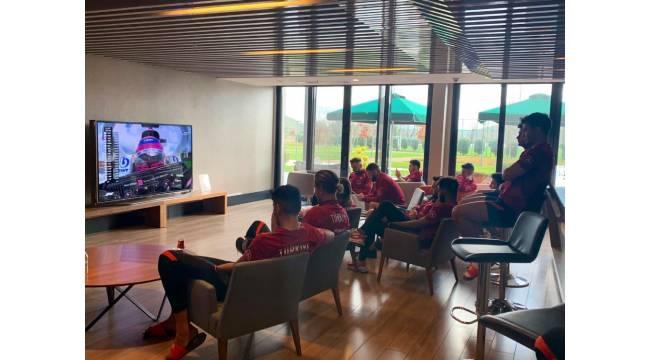 Millilerin Formula 1 heyecanı