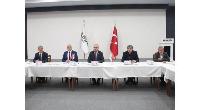 MÜSİAD Konya'dan mesleki eğitime büyük destek