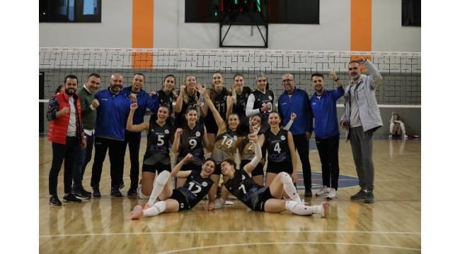 Nevşehir Belediyespor Kadın Voleybol takımı maçı iptal oldu