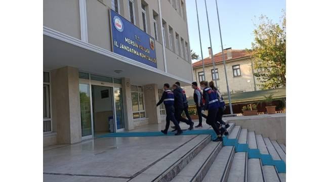 PKKPYD'nin 2 önemli ismi Mersin'de yakalandı