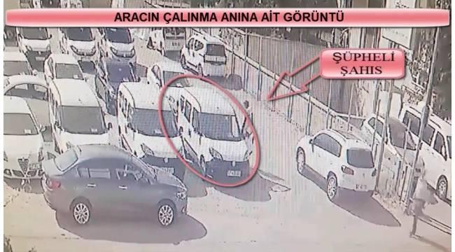 Polis hırsızlara göz açtırmıyor: 7 şüpheli tutuklandı