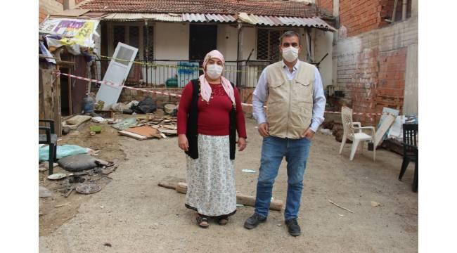 """""""Deprem kurnazlığı"""" iddiasına ev sahibinden yalanlama"""
