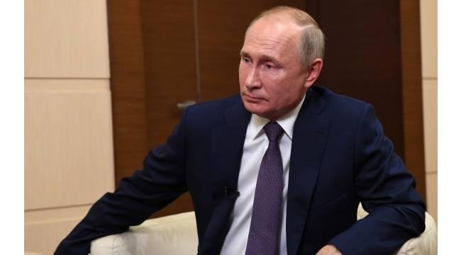 """Rusya Devlet Başkanı Putin: """"Ekim ayında ateşkes için Aliyev ikna oldu, Paşinyan olmadı"""""""