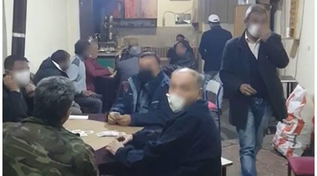 Salgını hiçe sayan 13 kişiye 11 bin 700 lira para cezası