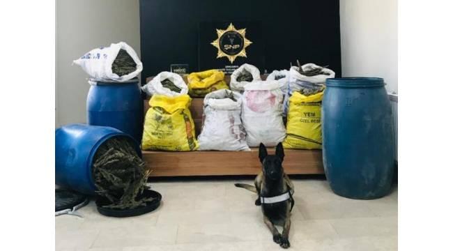 Şanlıurfa'da uyuşturucu operasyonu: 2 gözaltı