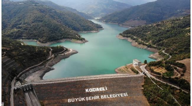 Sapanca'dan Yuvacık'a su takviyesinin maliyeti 1 milyon 968 bin lira