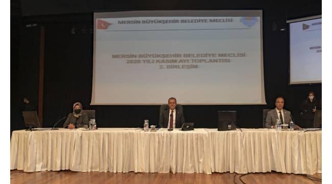 Seçer'in 250 milyon liralık borçlanma talebi komisyona havale edildi
