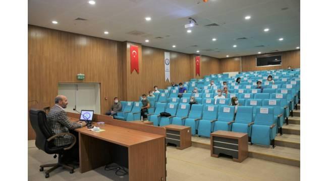 Şırnak Üniversitesinde aday memur temel eğitimi tamamlandı