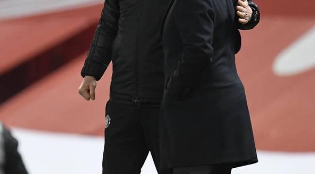 """Solskjaer: """"Maçı kazandığımız için çok mutluyuz"""""""