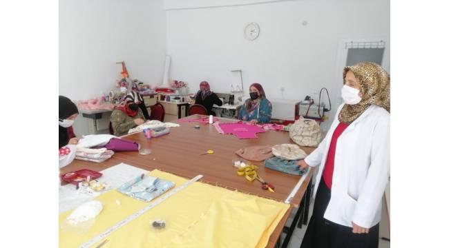 Sorgun Belediyesinden kadın istihdamına destek