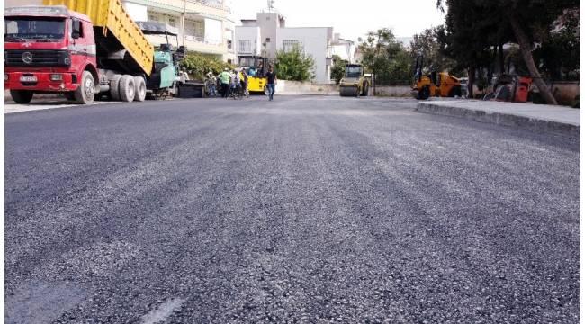 Tarsus'ta son bir yılda 144 kilometre yol asfaltlandı