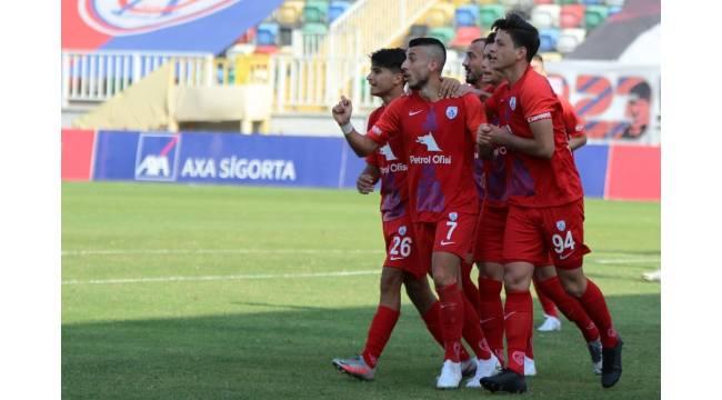 TFF 1. Lig: Altınordu: 2 - Bandırmaspor: 0
