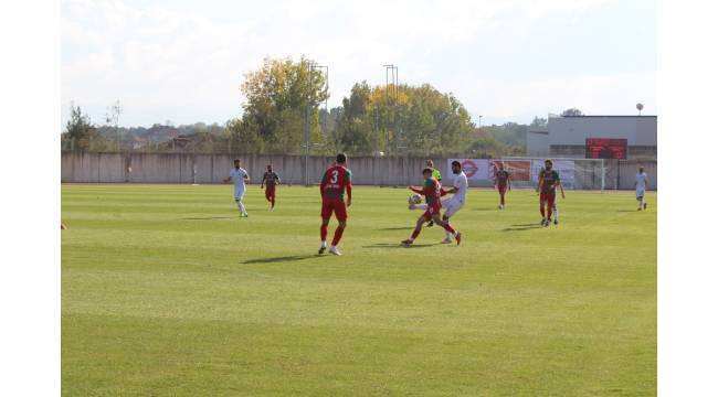 TFF 3. Lig: Çarşambaspor: 0 - Karşıyaka : 0