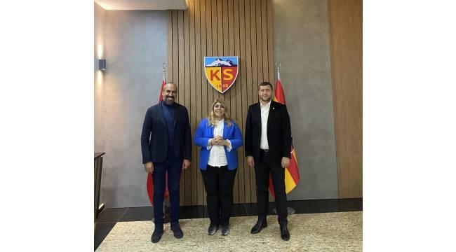 TFF'in, Kayserispor'a verdiği para cezasını Milletvekili Baki Ersoy ödedi