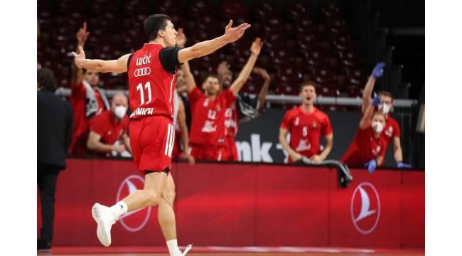 THY Euroleague'de 8. haftanın MVP'si Vladimir Lucic