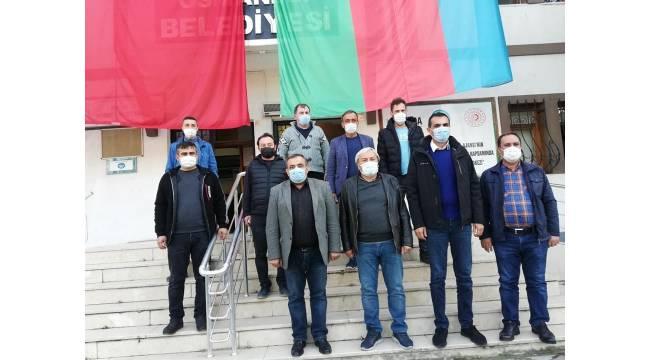 Türk Metal İş Sendikası'dan Başkan Şahin'e ziyaret