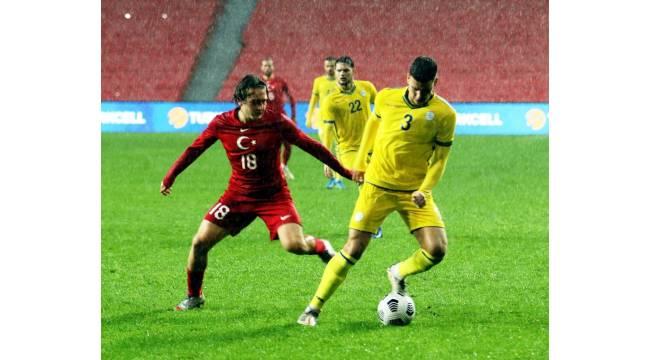 U21 Avrupa Şampiyonası: Türkiye: 3 - Kosova: 0