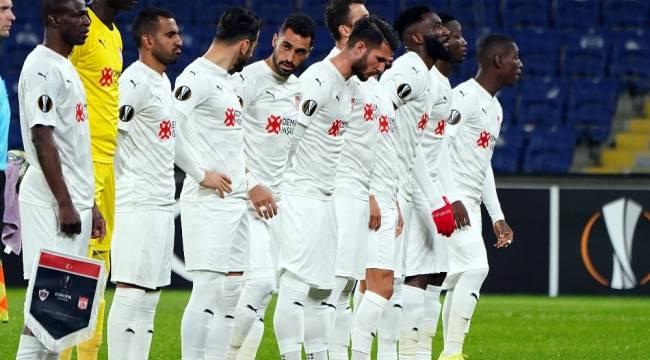 UEFA Avrupa Ligi: Karabağ: 1 - Sivasspor: 0