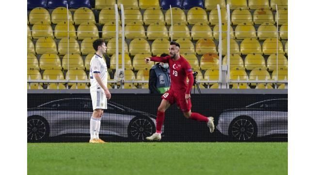 UEFA Uluslar Ligi: Türkiye: 2 - Rusya: 1
