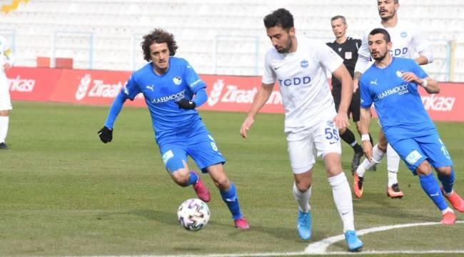 Ziraat Türkiye Kupası: BB Erzurumspor: 3 - Ankara Demirspor: 2