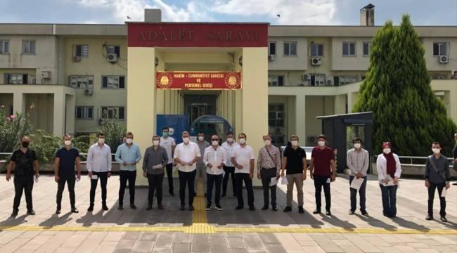 AK Parti Sakarya Gençlik Kollarından, CHP'li Başarır'a suç duyurusu