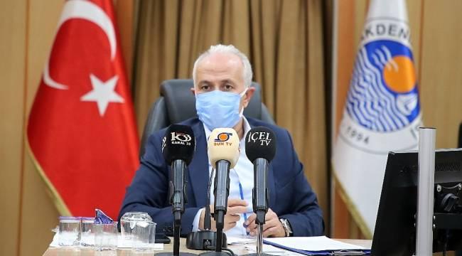 Akdeniz Belediyesi ile Konya Büyükşehir Belediyesi 'kardeş şehir' oluyor