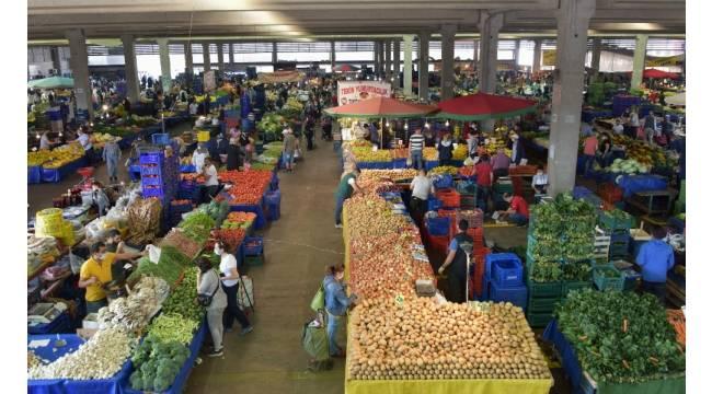 Aliağa'daki pazar yerleri, çarşamba ve perşembe günü kurulacak