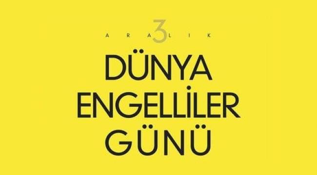 Anadolu üniversitesi 3 Aralık Dünya Engelliler Günü Farkındalık Toplantısını çevrim içi ortamda düzenledi