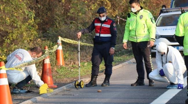 Ankara'da öldürdüğü eski nişanlısının cesedini Sakarya TEM Otoyolu'na attı