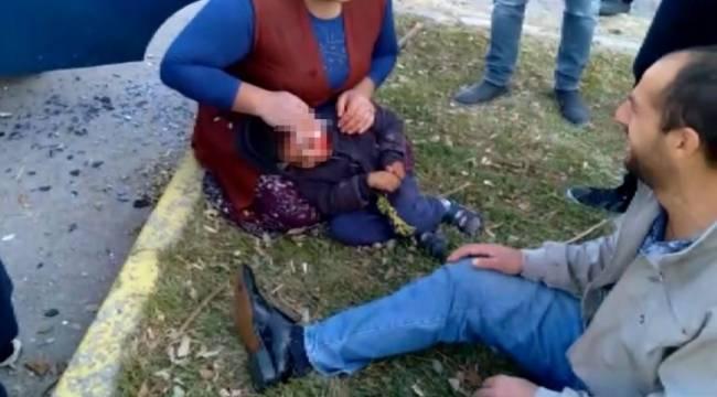 Anne ve babanın tüfekle vurulan çocukları için feryadı yürekleri dağladı