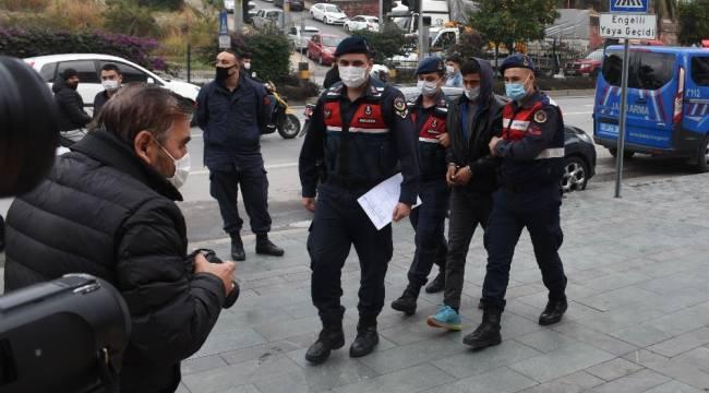 """Antalya'da 2 günde 7 motosiklet çaldı """"Adam mı öldürdük"""" dedi"""