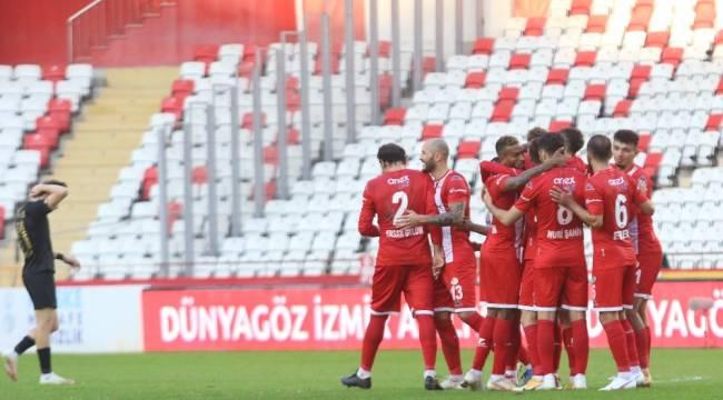 Antalyaspor'da 7 hafta sonra gelen 3 puan sevinci