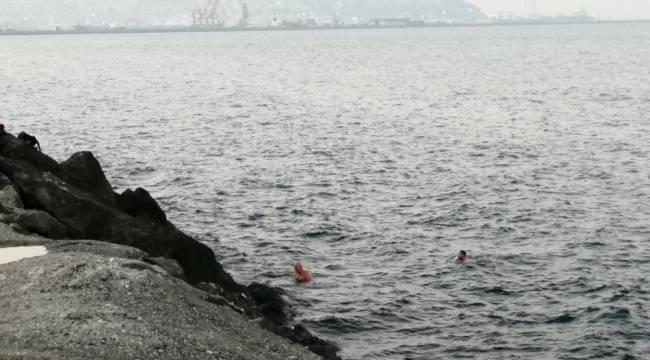 Aralık ayında Karadeniz'e girdiler