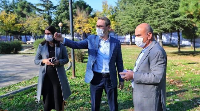 Başakşehir Belediyesi yeşile sahip çıkıyor