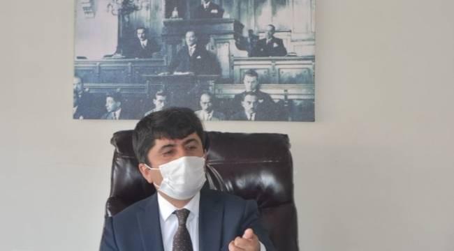 Başkan Ergü'den CHP'li meclis üyesine tepki