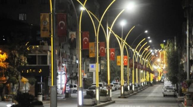 Cizre'de cadde ve Sokaklar sessizliğe büründü