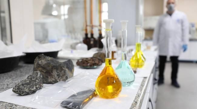 Dokuz Eylül'den maden analizleri için yerli referans malzeme