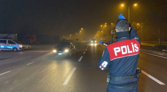 Düzce'de yasaklara uymayanlara 624 bin lira cezai işlem uygulandı