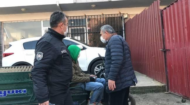 En vakitsiz zamanda hırsızlık yapınca yakalandılar
