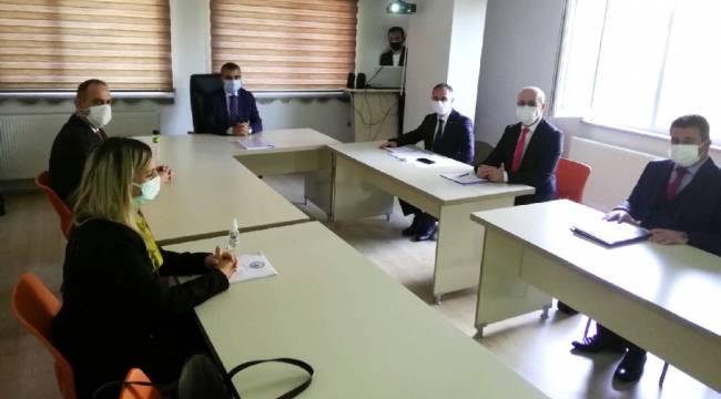Erdek'te BİGEP Projesi tanıtıldı