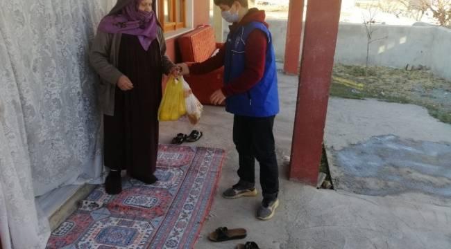 Erzincan'da gençlerden anlamlı davranış