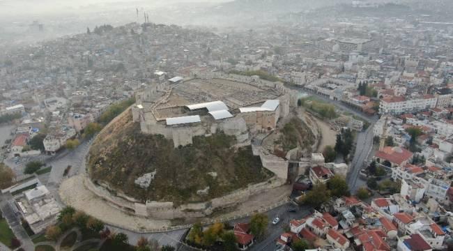 Gaziantep 56 saatlik kısıtlamada hayalet şehre döndü